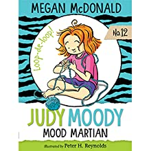 judy moody;illustrated middle grade;siblings;school;friends;opposite day;personality;individuality