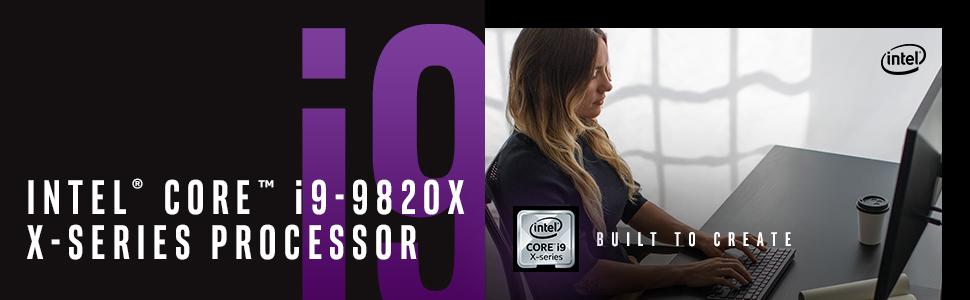 Intel Core i9 9820X processor