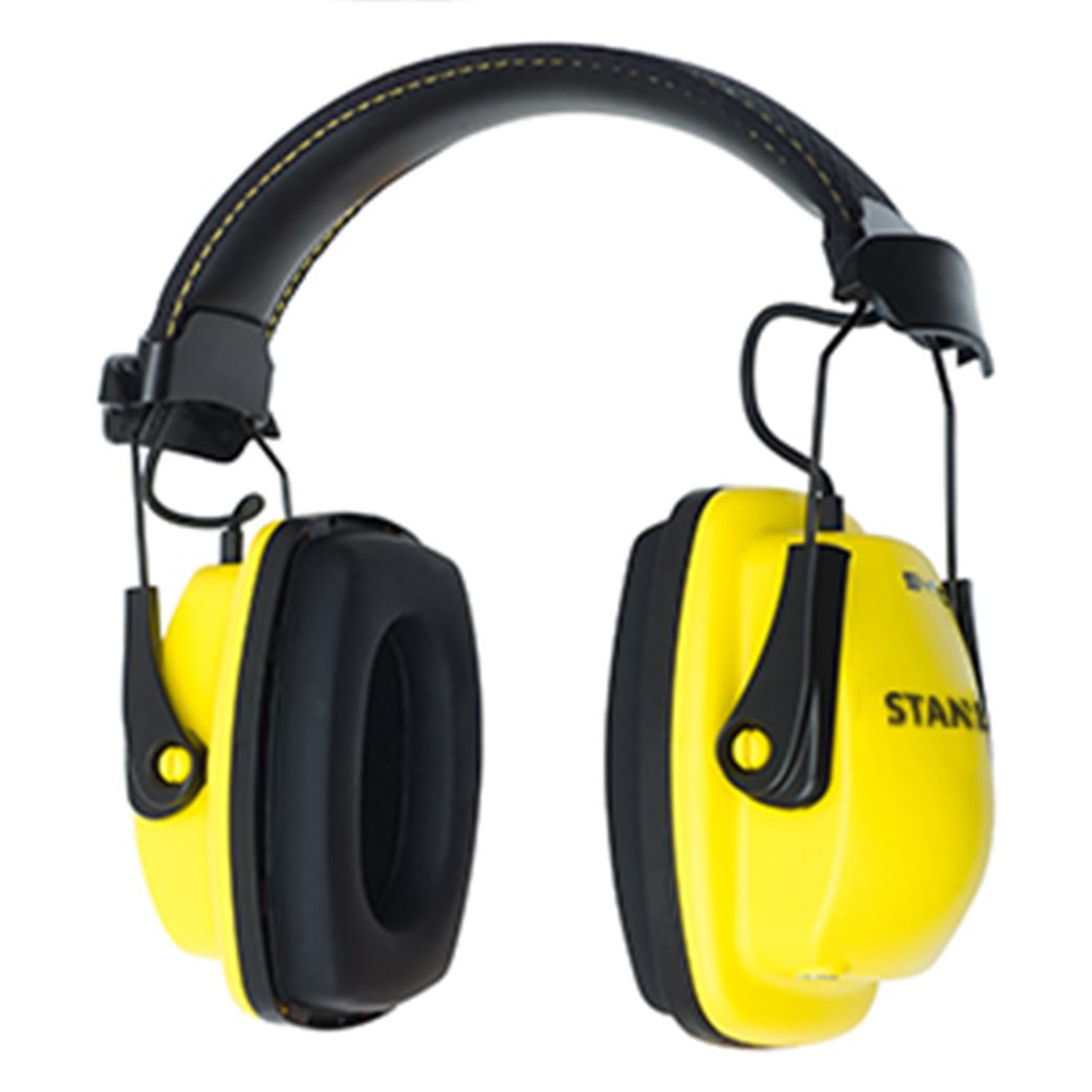 Stanley Wiring Harnes: Stanley Sync Stereo Earmuff With MP3 Connection (RST-63011