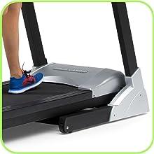 Lite Runner Treadmill 2.5 High Torque HP Motor