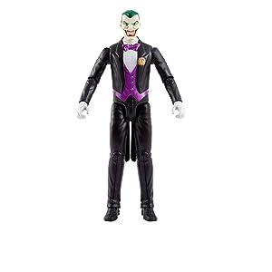 Batman Missions True-Moves The Joker Figure