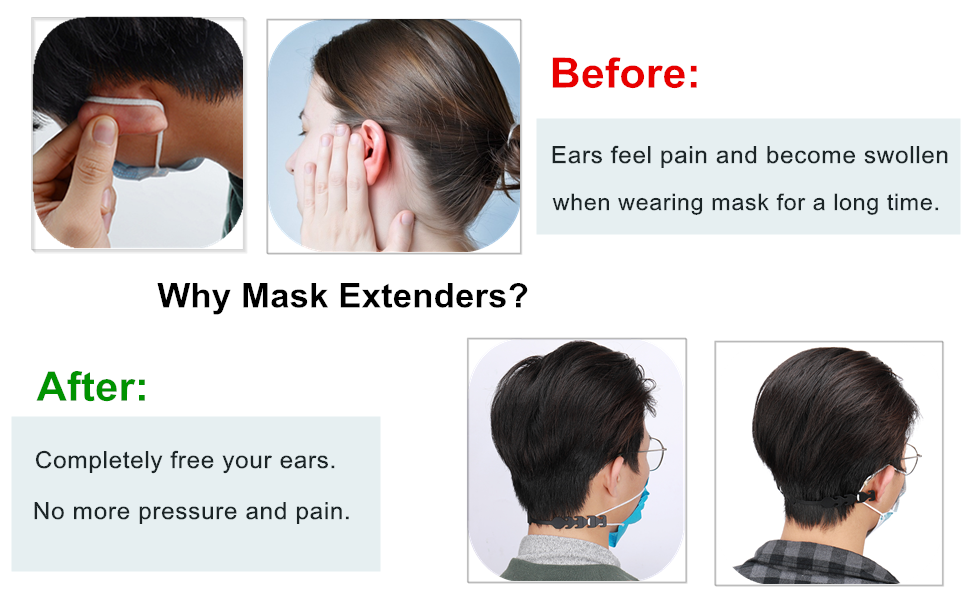 mask extenders strap