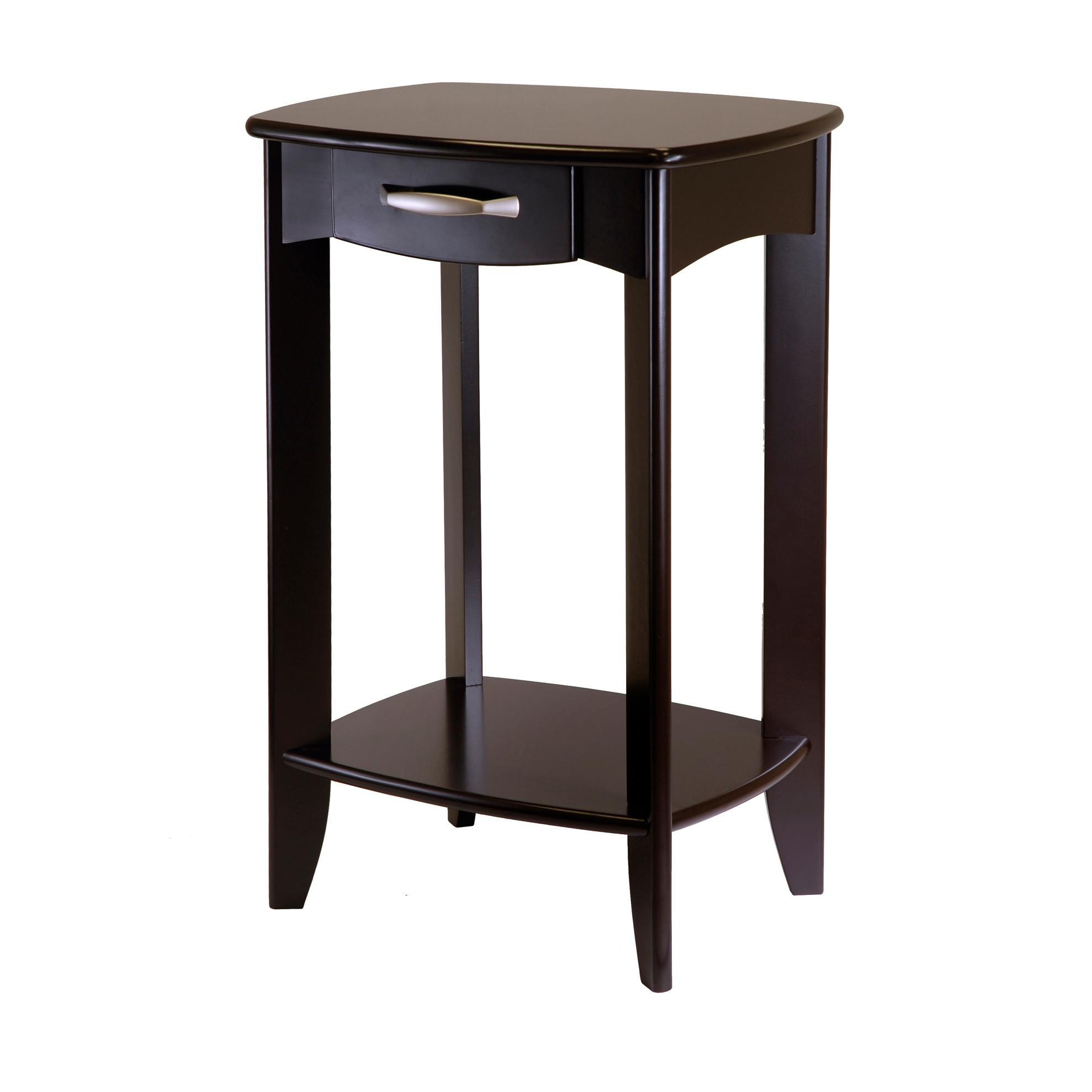 Kitchen Side Table: Amazon.com: Winsome Wood Danica Side Table: Kitchen & Dining