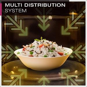 Multi distribution system