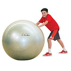 Light Green Therapy Ball