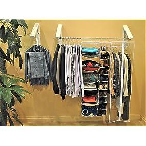 Garment Rack Clothes Storage Rack, Clothes Drying Rack