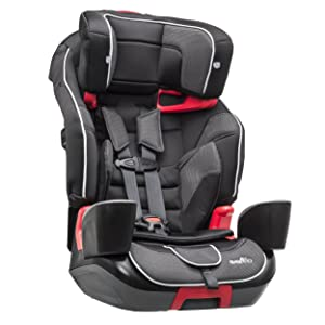 Evenflo Evolve 3 In 1 Combination Booster Car Seat