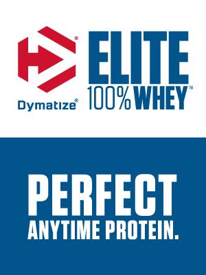 Dymatize, Elite 100% Whey Powder, Protein, All-Purpose Protein,