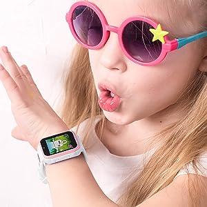 Bibi Tina Kids Watch Die Smartwatch Für Kinder Mit Elektronik