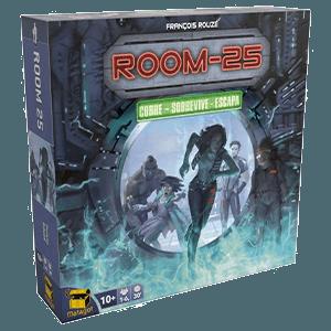 Asmodee- Room 25, español (ROO02ML): Amazon.es: Juguetes y juegos