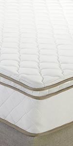 Queen 10 Inch innerspring mattress, innerspring mattress queen, best firm innerspring mattress