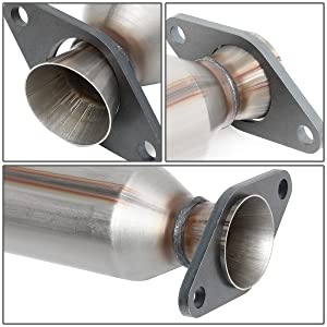 Ultra Exhaust 4111 Direct-Fit Catalytic Converter