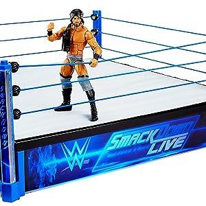 Mattel WWE Elite COMBAT RING PLAYSET