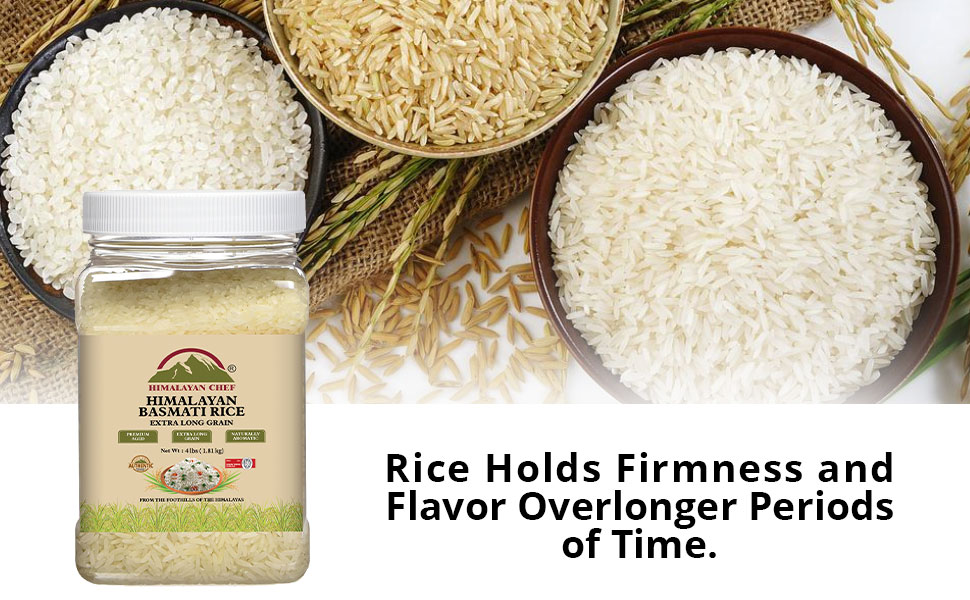 basmati rice; himalayan basmati rice; white basmati rice; extra long grain; brown basmati rice;