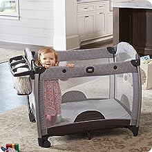 Full-Sized Toddler Playard