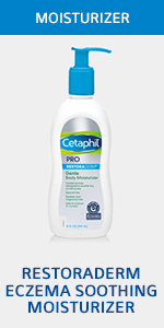 Restoraderm eczema soothing moisturizer