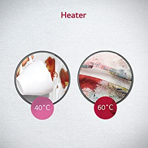 LG In-built heater