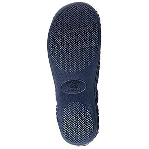 isotoner slipper bottom