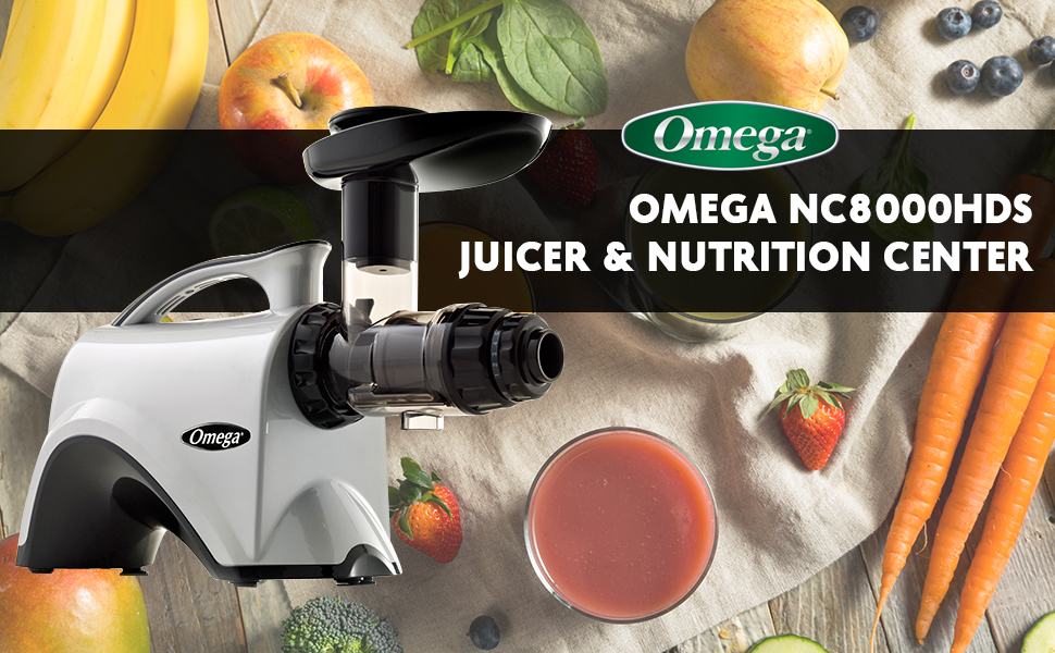 NC800HDS Juicer