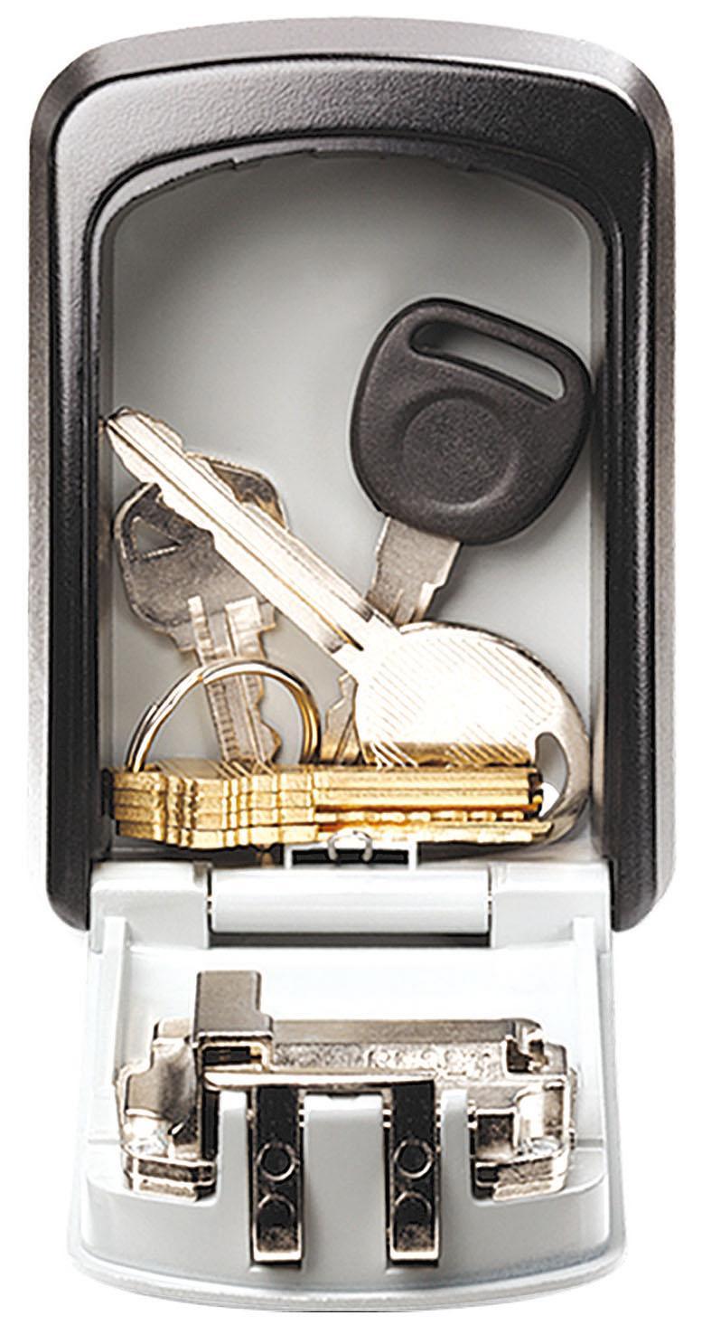 master lock sicherheits schl sselkasten mit zahlenkombination f r wandmontage um ihre schl ssel. Black Bedroom Furniture Sets. Home Design Ideas