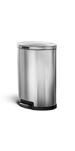 45 liter kitchen trash can