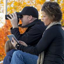 binocular digital
