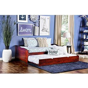 platform daybed with twin trundle