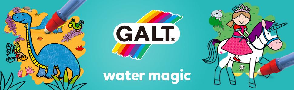 Galt Toys Water Magic Range