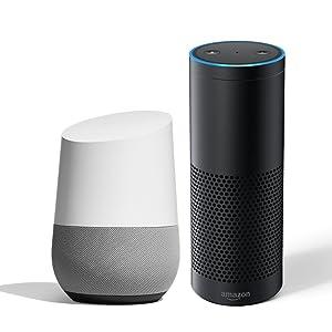 voice control fibaro home center lite google home alexa echo