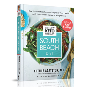 keto-friendly south beach diet agatston metabolism updated revised improve health weight loss