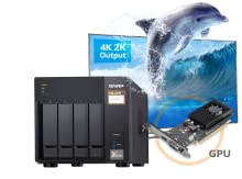 Unleash the Power of Your NAS with Graphics Card Expansion