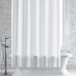 Frosted Shower Curtain Liner