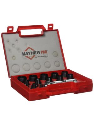 MayhewPro 66004 Hollow Punch Set