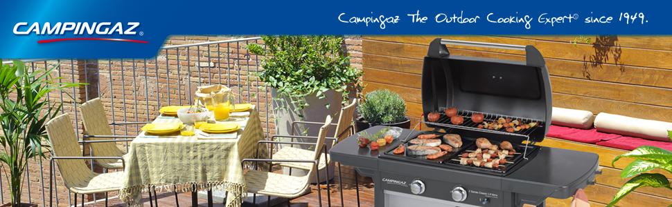 barbacoa; parrilla, bbq gas; cocina gas; gas grill; barbacoa americana gas