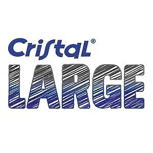 BIC Cristal Large logo