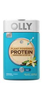 olly protein powder adult