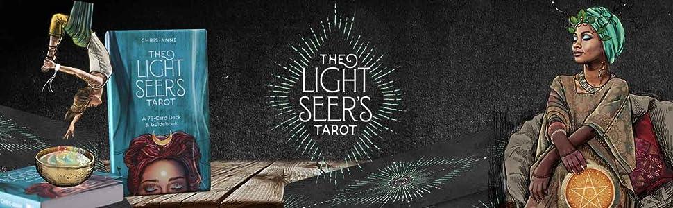 light seers tarot chris-anne donnelly muse tarot