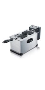 Freidora por aire · Mini-Freidora · Freidora · Plancha de asar · Freidora · Cuchillo eléctrico
