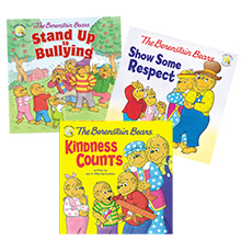 Berenstain Bears; Berenstain; Living Lights; morals and lessons; pictures books for kids; character