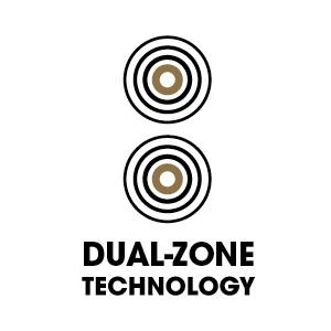 Dual zone technology