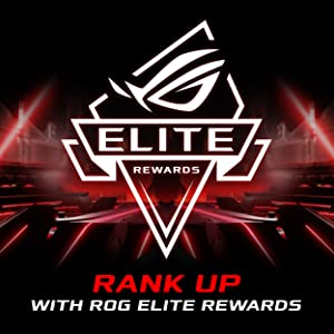 ROG Elite Rewards, ROG, ASUS