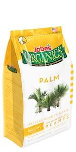 palm trees plants organic fertilizer slow time release granular