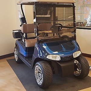 Golf Cart Floor Protector