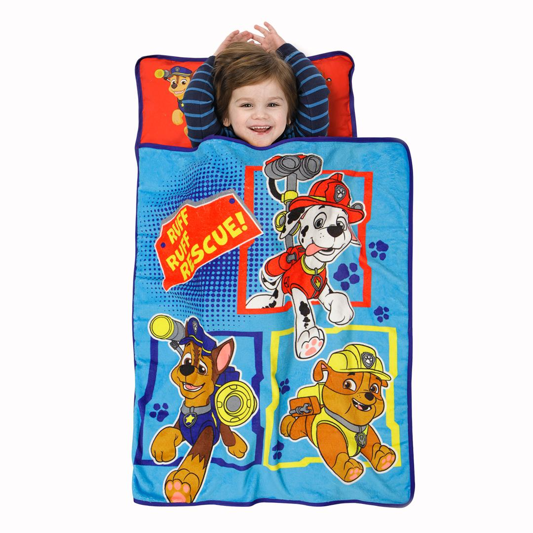 Amazon Com Paw Patrol To The Lookout Toddler Bed Set Baby