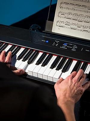 88-Tasten Einsteiger Digital Piano / Keyboard