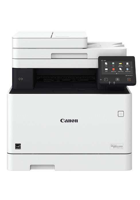 Canon Color imageCLASS MF733Cdw - All in One, Wireless, Duplex Laser Printer (Comes with 3 Year Limited Warranty), Amazon Dash Replenishment enabled