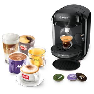 Bosch Kaffeemaschine Tassimo Kapseln