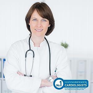 La marca más recomendada por los cardiólogos europeos cuando se trata de tensiómetros domésticos