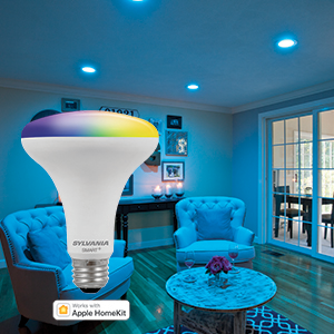 Experience SYLVANIA SMART+ With Apple HomeKit
