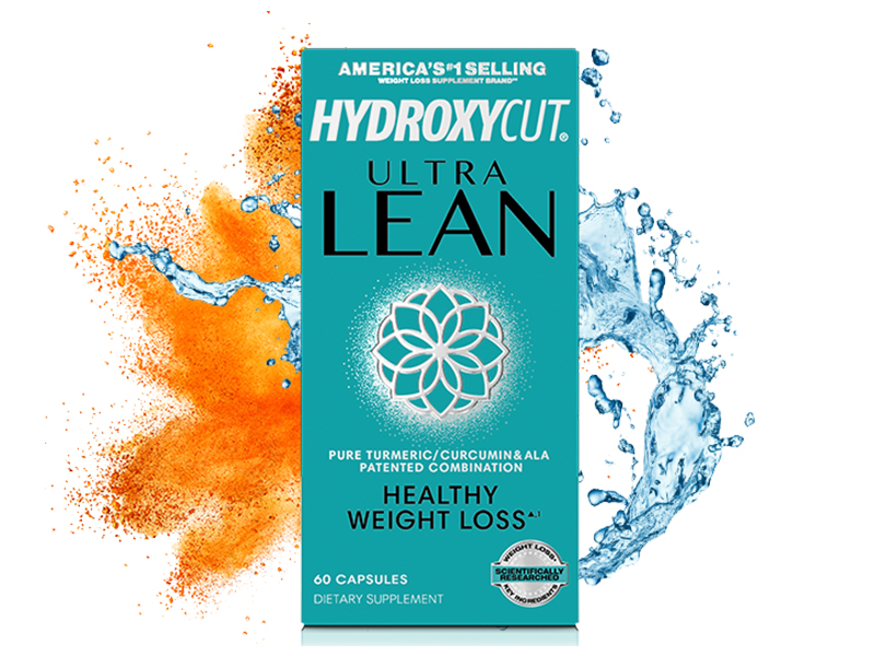 Hydroxycut Ultra Lean Healthy Weight Loss - Natural ingredients